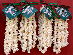 popcorn garland decorations